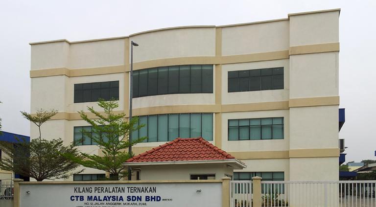 Ctb Establishes Logistics Center In Malaysia Ctb Inc