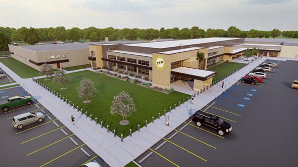 Multi-phase Campus Upgrade